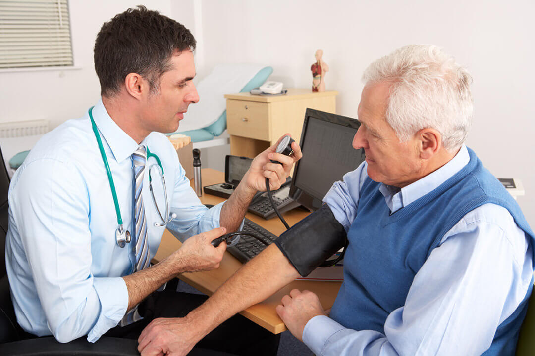 Mens' Health Checks
